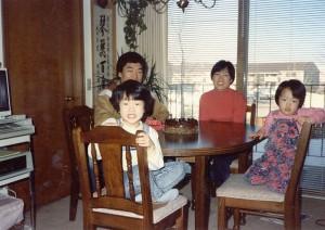 매디슨의 첫 아파트에서, 1988년 가을