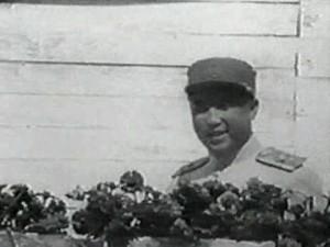 Murder Kim Il-sung with stupid cap