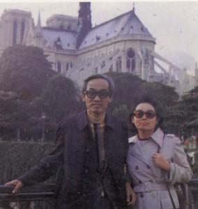 유럽에서 만난 연인 부부, 1971