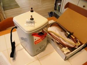 Waste King hot water dispenser