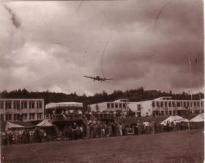 대방동 공군사관학교에서 열린 모형비행기 대회, 1966