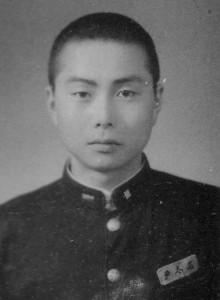 윤태석,  중앙고 57회 앨범에서 1966