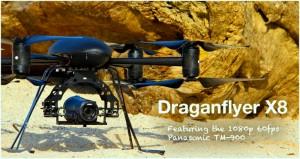 Draganflyer X8
