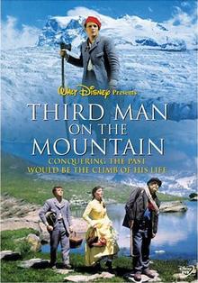 Disney movie, Third man on the Mountain