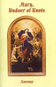 매듭 푸시는 성모님의 9일 기도 소책자