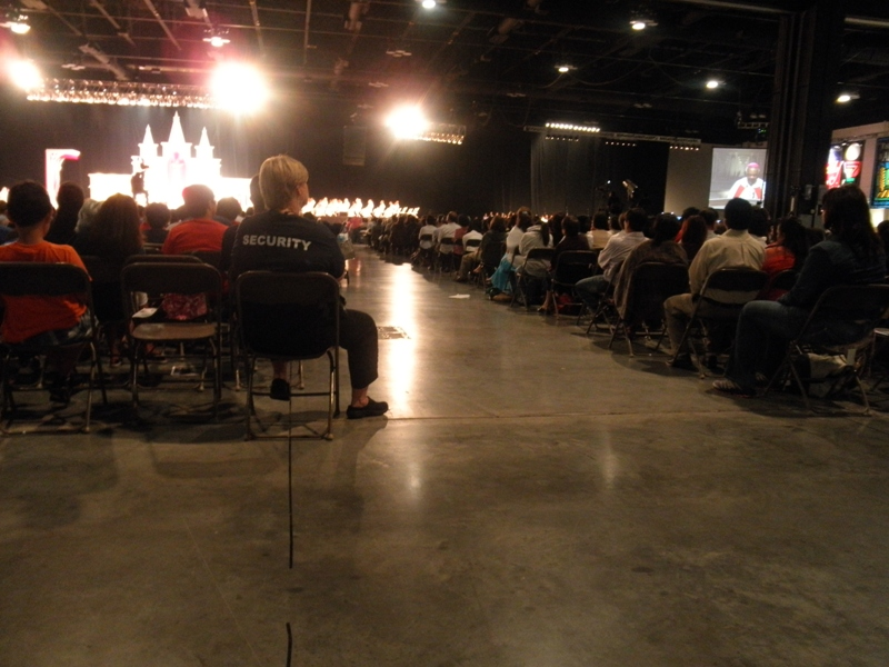Atlanta Eucharistic Congress, 2012