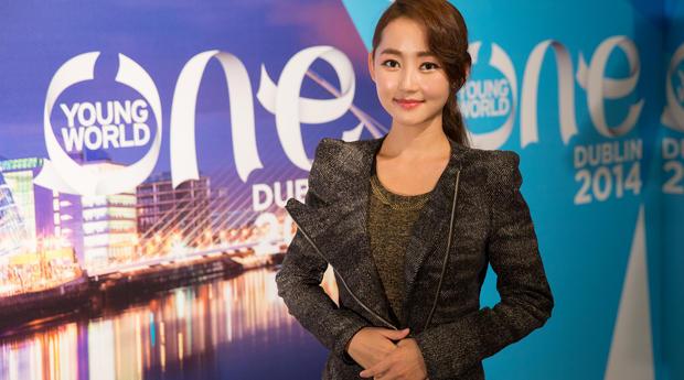 탈북자 박연미 양