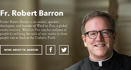 Keynote Speaker: Father Robert Barron