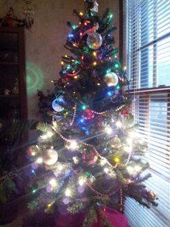 super-cute Christmas tree