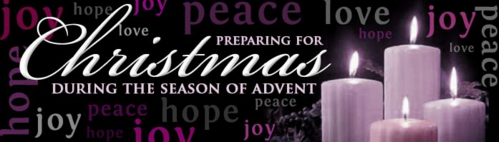 Advent, advent.. waiting & waiting .. with 4 candles