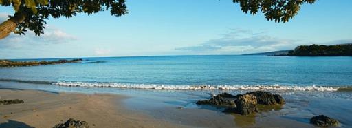 올해 구경도 못 했던 쓸쓸한 해변가.. 파도소리 들리는..